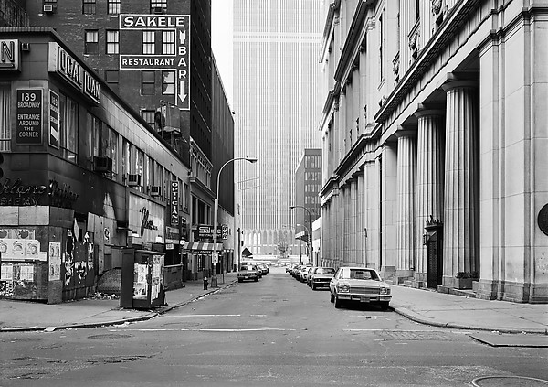 Dey Street, Financial District, New York